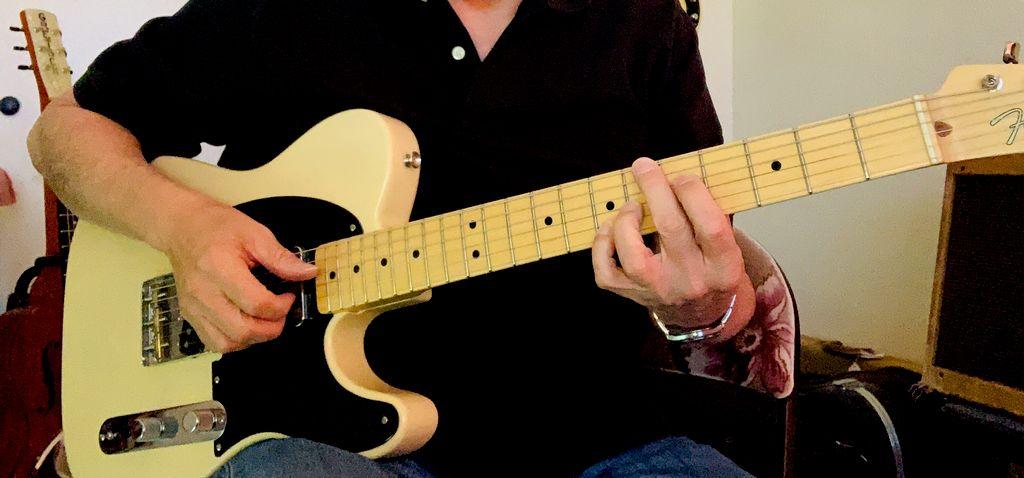 """Reggie's Rhythm Room """"Virtual"""" Guitar Lessons"""