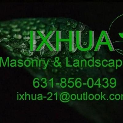 Avatar for Ixhua masonry & landscaping