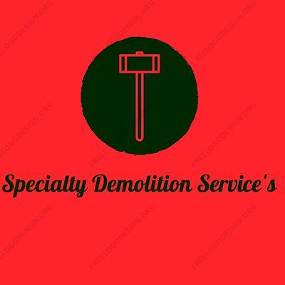 Avatar for Specialty demolition