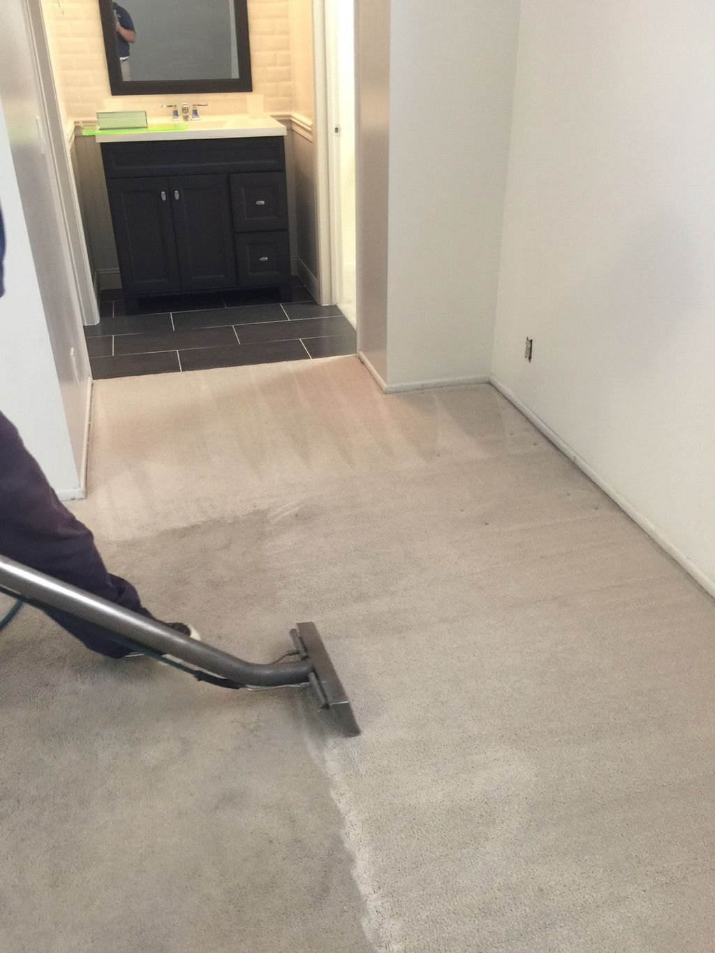 Pro service carpet and upholstery care