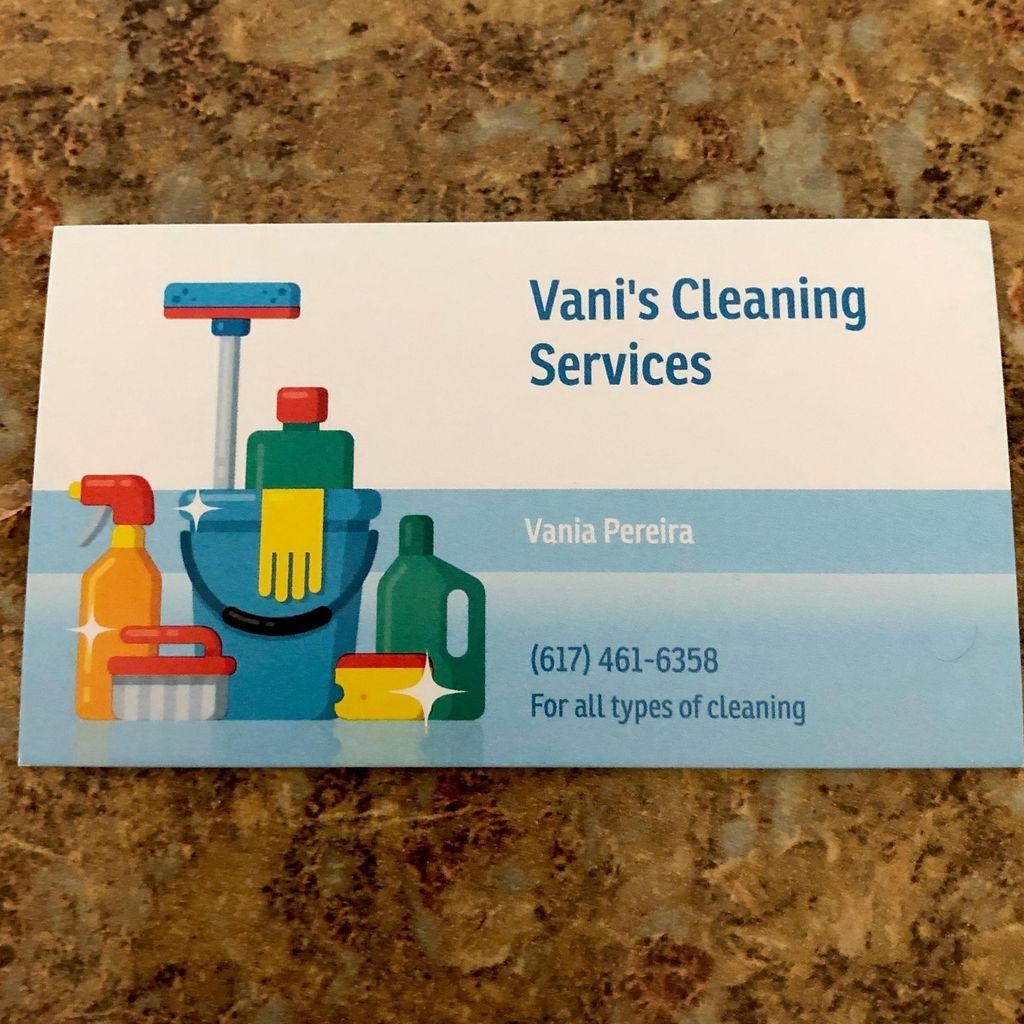 Vani cleaning