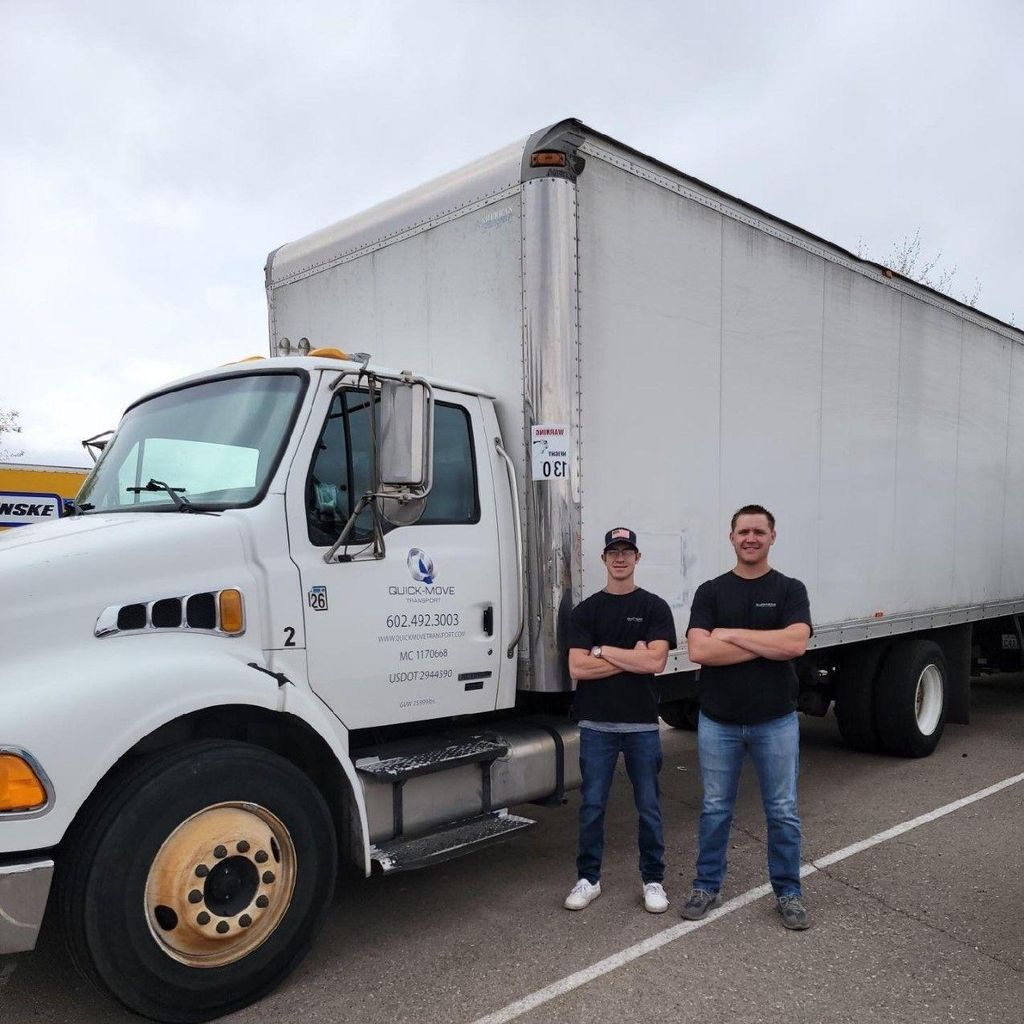 Quick Move Transport and Storage