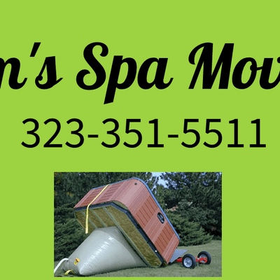 Avatar for Tom's Spa Movers