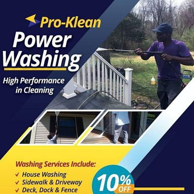 Avatar for Pro-Klean Power Washing Services