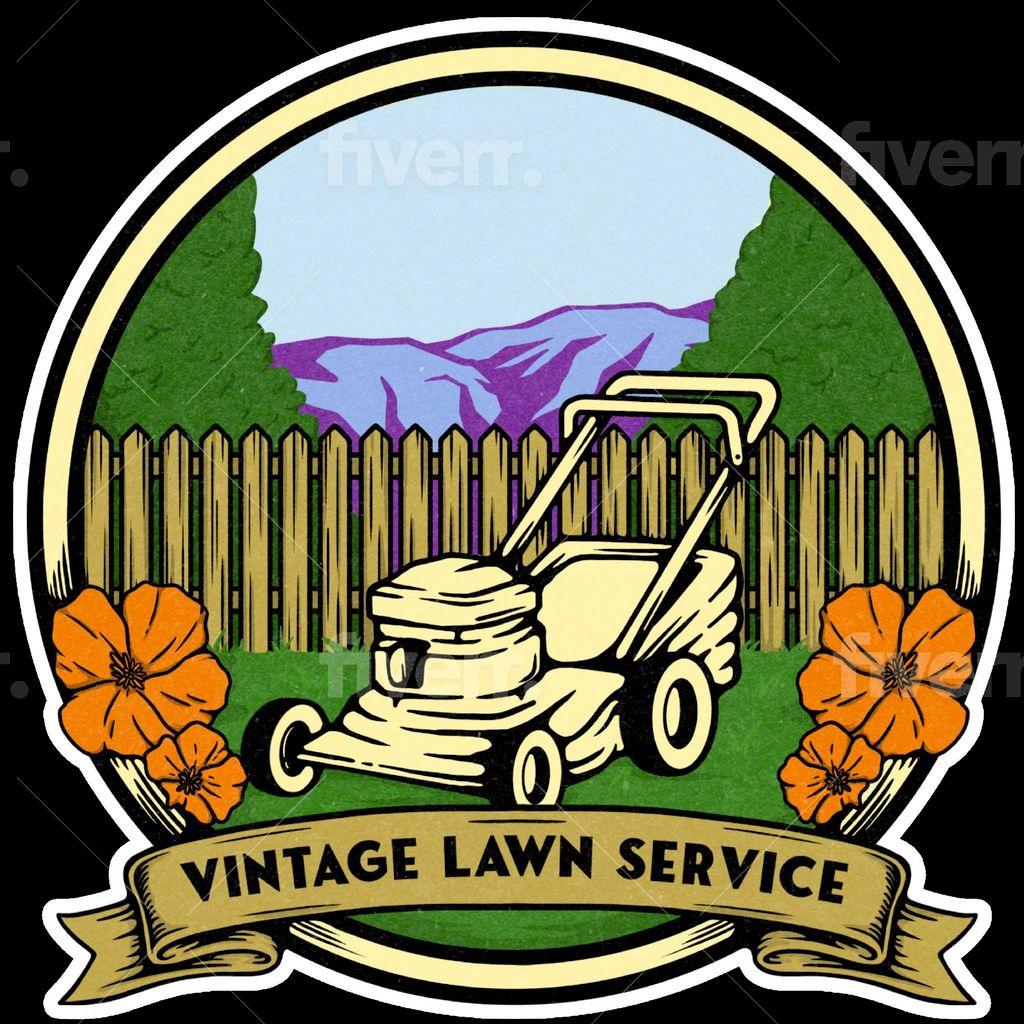 Vintage Lawn Service