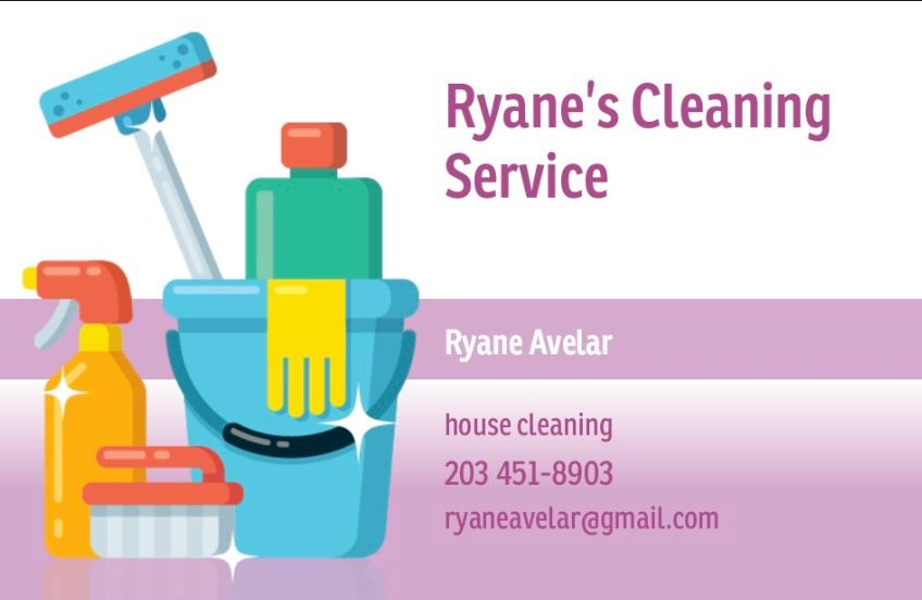 Ryane A. Cleaning Services