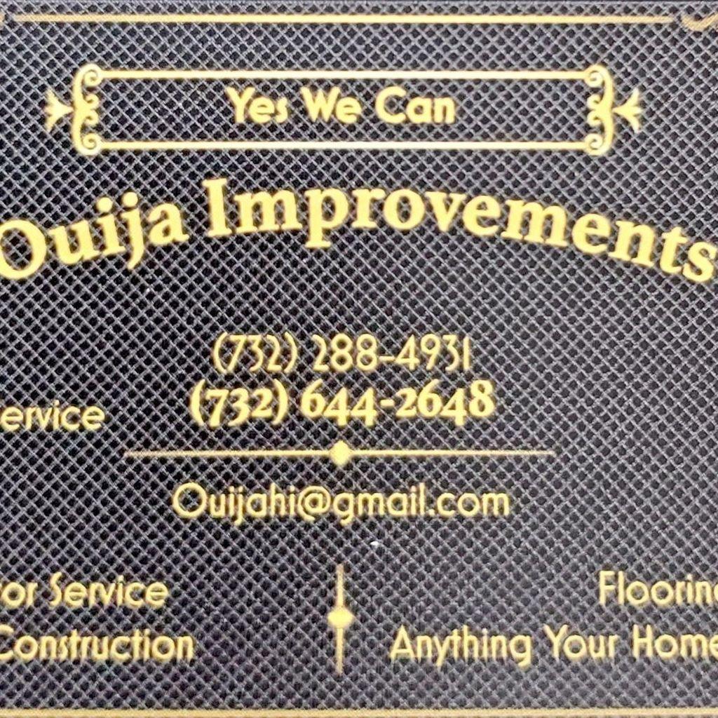Ouija Improvements