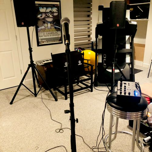 You can now rent a full service PA sound system for your event with our services!