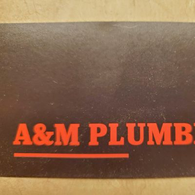 Avatar for A&M PLUMBING