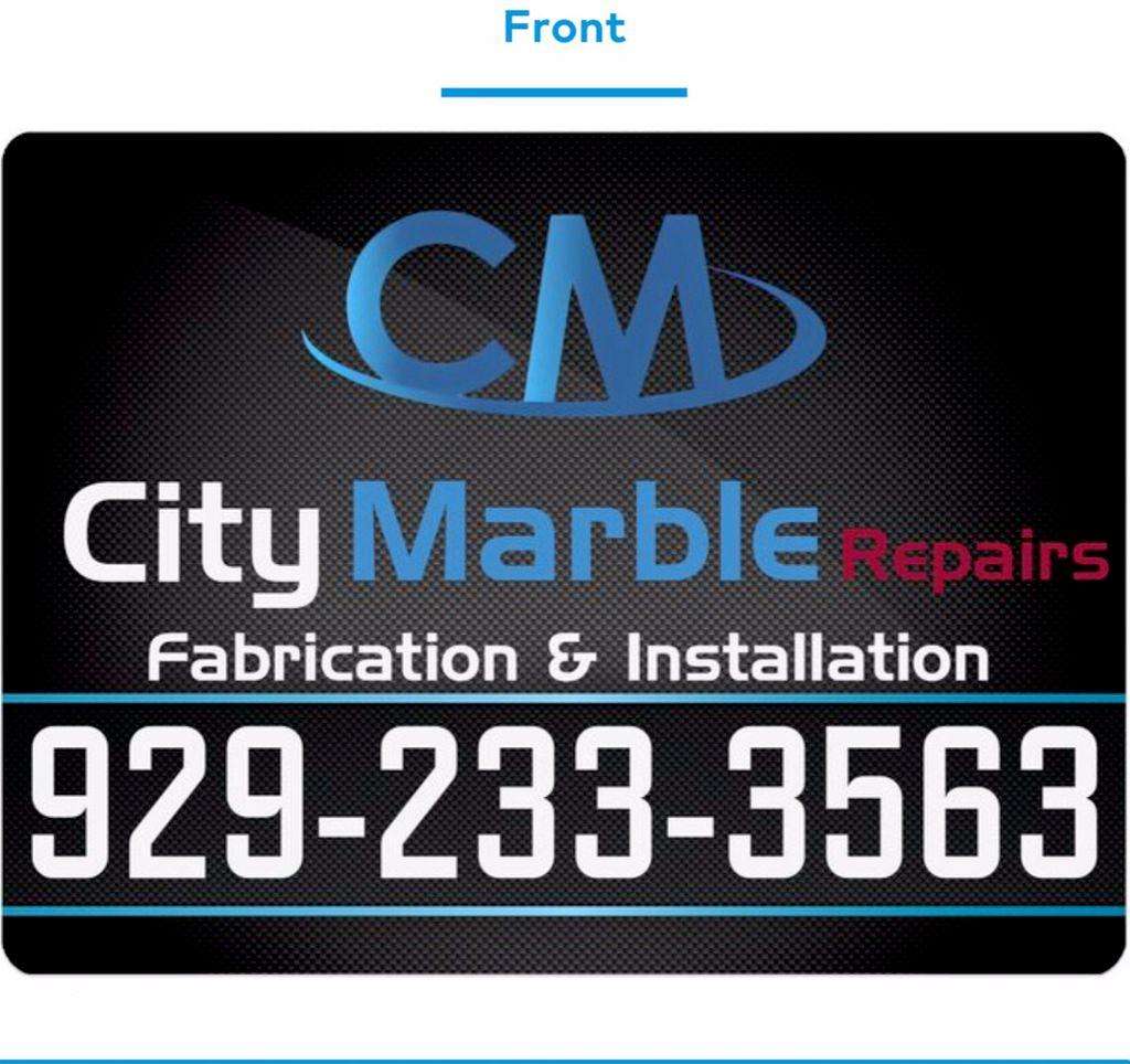 City Marble Fabrication & Repair