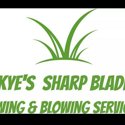 Avatar for chikye's sharp Blades mowing & Blowing services
