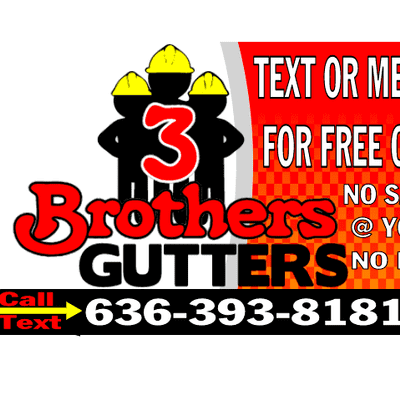 Avatar for 3 Brothers Gutters & More