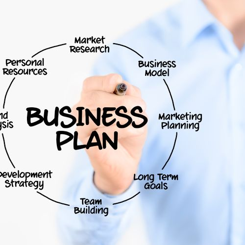 Do you have a business Plan?