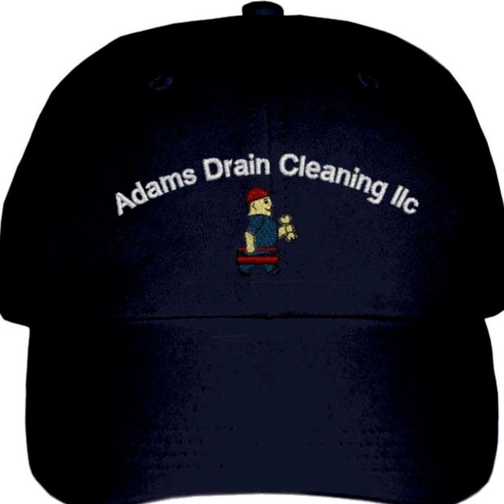 Adams drain cleaning llc