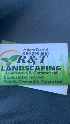 Avatar for R&T Landscaping