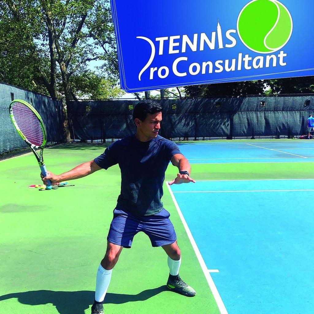 Tennis Pro Consultant