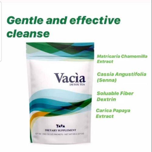 Vacia detox tea sachets helps burn fat fast 30days lose 25+