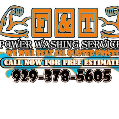 Avatar for F and T Power Washing