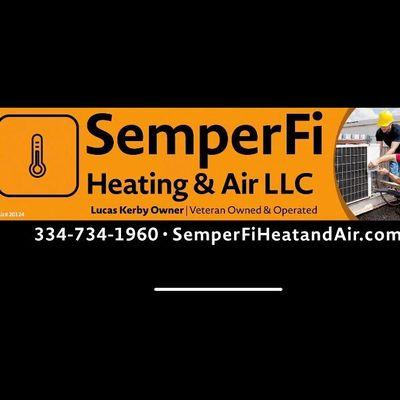 Avatar for SemperFi Heating and Air LLC