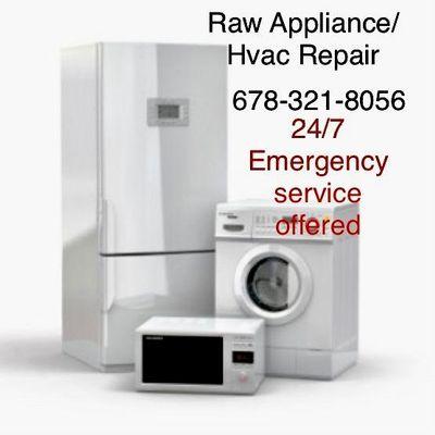 Avatar for Raw Appliance/Hvac Repair