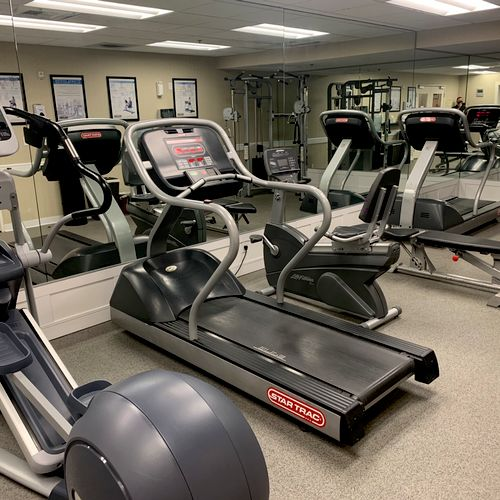 Hotel Fitness Room inspection and maintenance