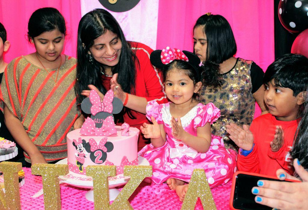 Anika's 2nd Birthday Party