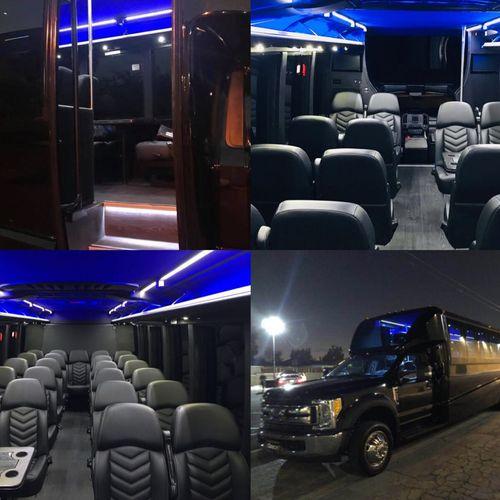 Party Bus / Executive Bus