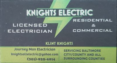 Avatar for Knights Electric Llc
