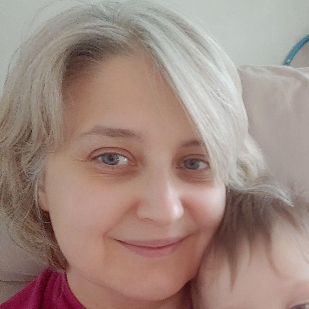 Maria Guerman, Licensed Massage Therapist