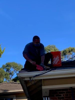 Avatar for sdgutter services and roof repair . Ok