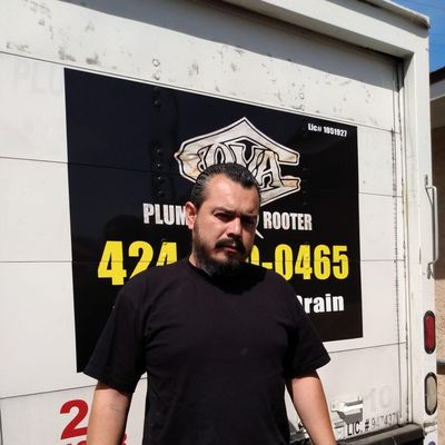 Avatar for Cova plumbing & Rooter Lic#1051927