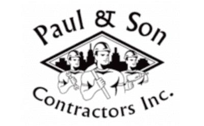 Avatar for Paul & Sons Contractors Inc.