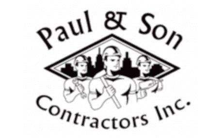 Paul & Sons Contractors Inc.