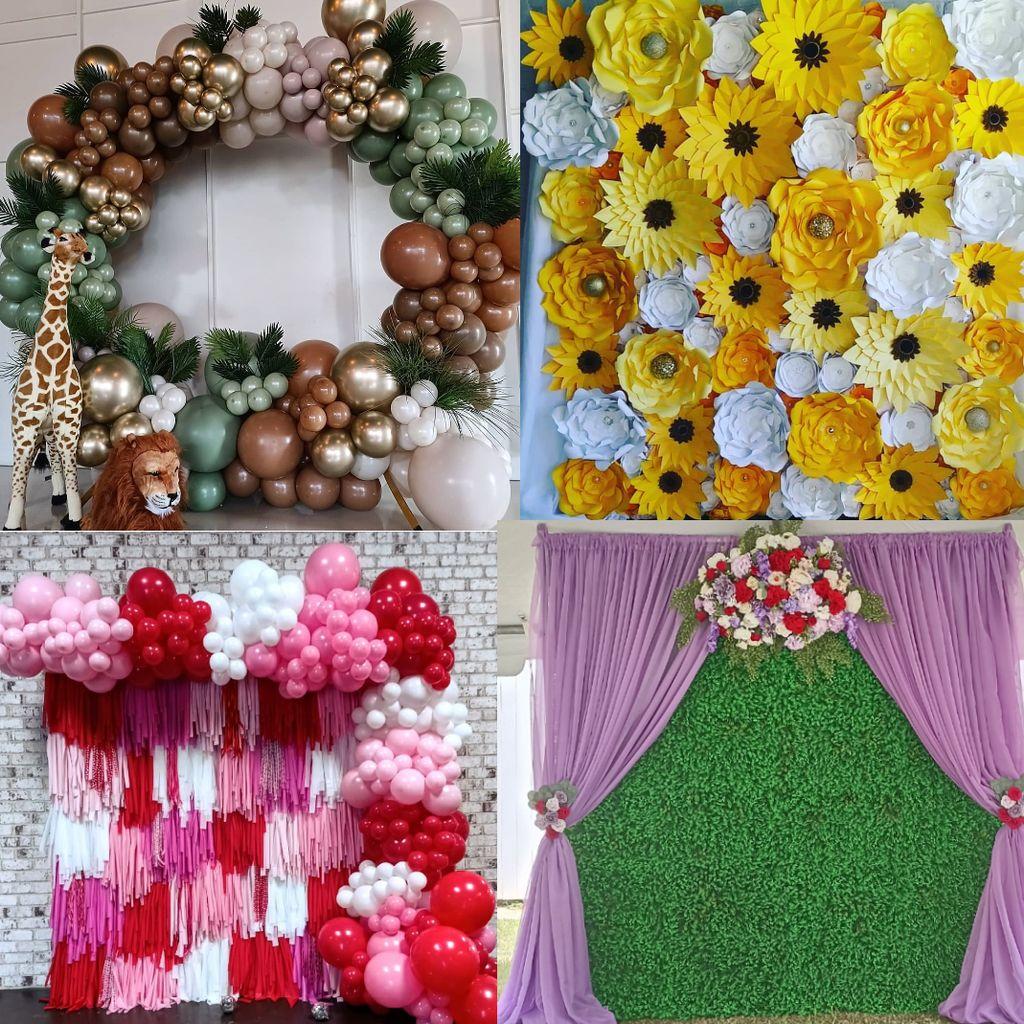 Rent a Flower Wall Atlanta