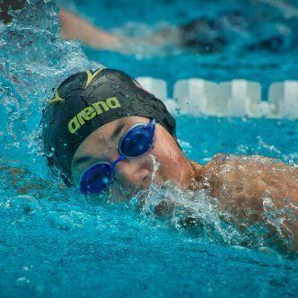 Swim with Patrice
