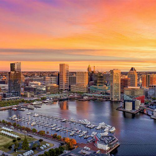 Baltimore, MD Harbor