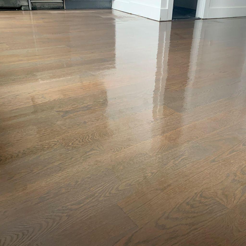 Souza Castro wood floor