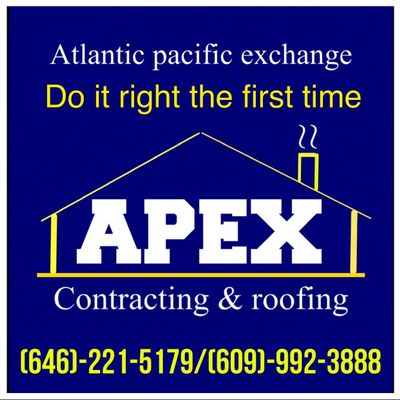 Avatar for APEX contracting & roofing