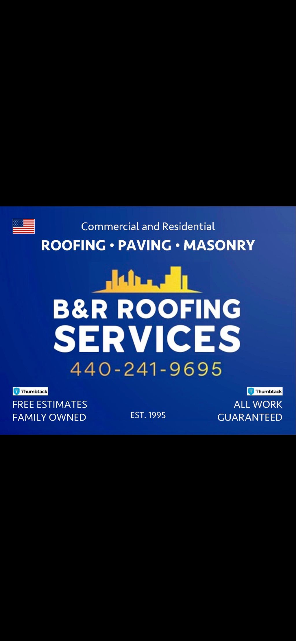 B&R roofing services