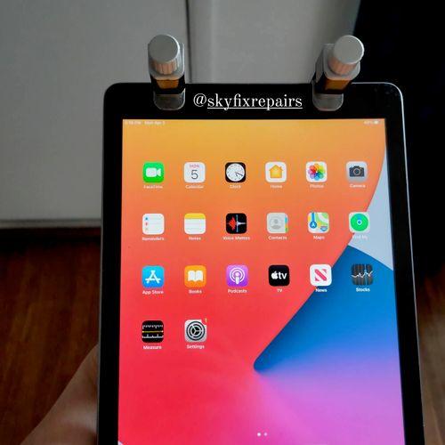 ipad 7 digitizer Rep. iG is @SkyfixRepairs