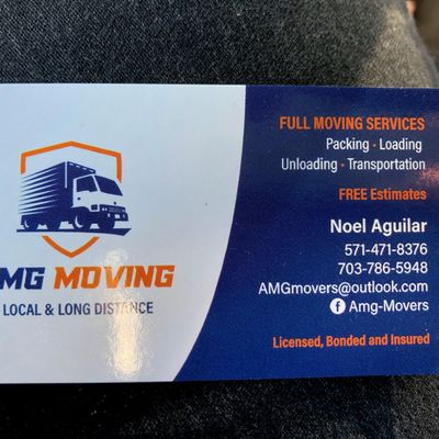 Avatar for Amg Moving