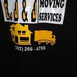 EJ&J moving services