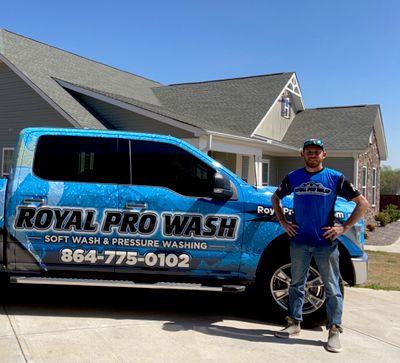 Avatar for Royal Pro Wash LLC