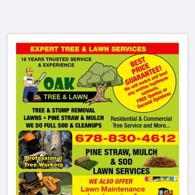 Avatar for Oak Tree Service