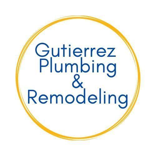 Gutierrez Plumbing and Remodeling