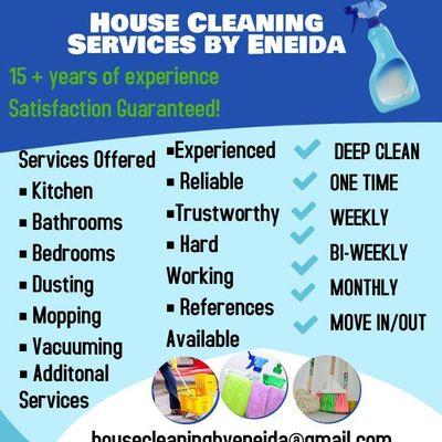 Avatar for housecleaningbyeneida