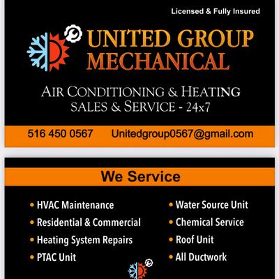 Avatar for United group mechanical inc