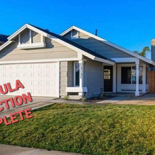 Residential Inspection 3br/2ba