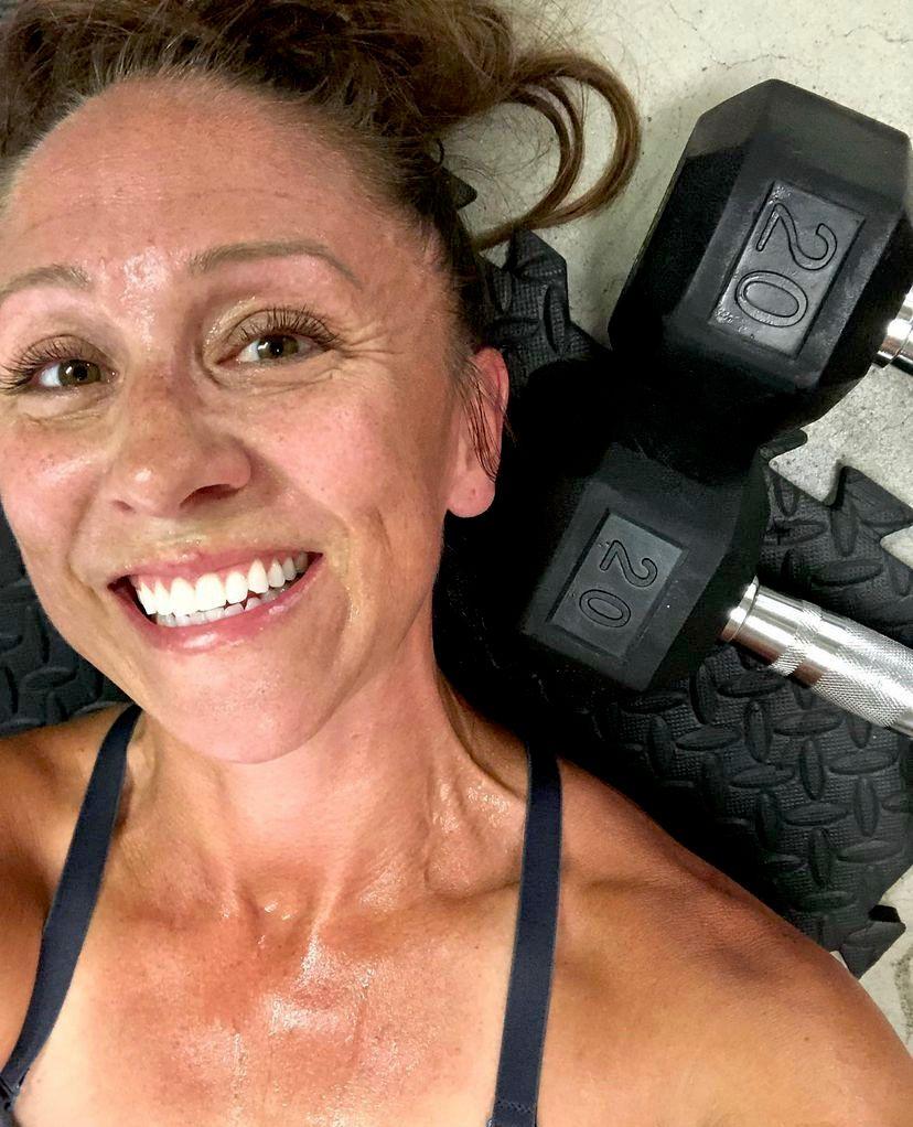 Ronda Lacey Training