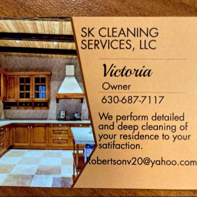 Avatar for SK CLEANING SERVICES 1 LLC